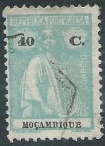 Mozambique - Y&T 0241 (o) - Année 1922 -