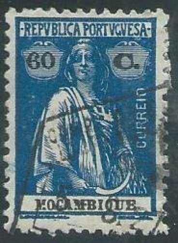 Mozambique - Y&T 0244 (o) - Année 1922 -