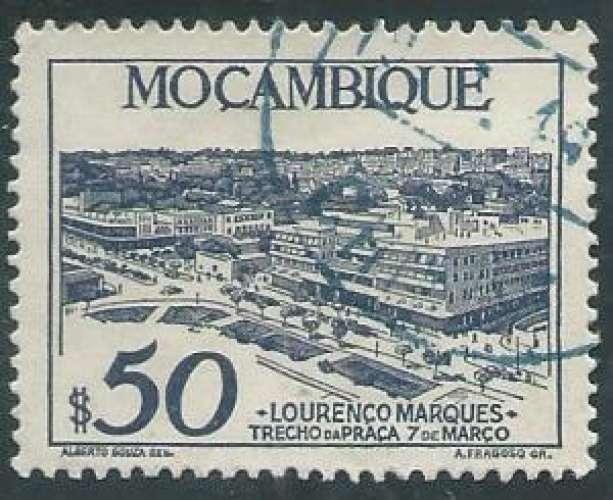 Mozambique - Y&T 0365 (o) - Année 1948 -