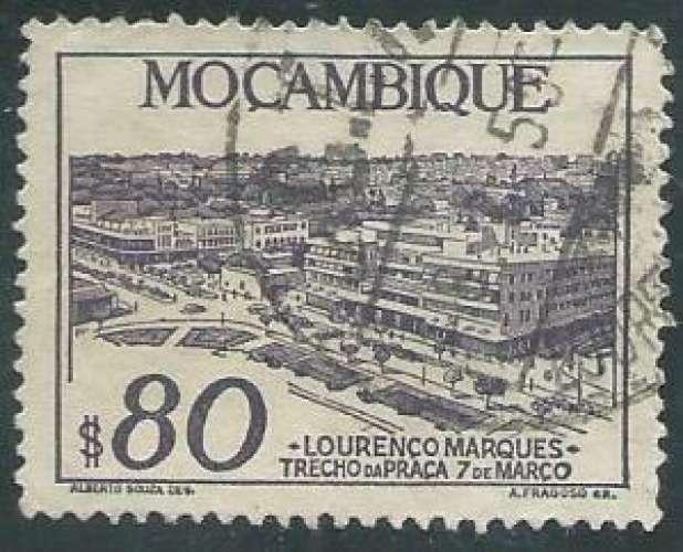 Mozambique - Y&T 0367 (o) - Année 1948 -