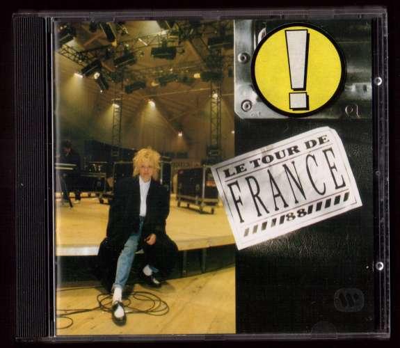 1988 Allemagne CD France Gall Le tour de France 88 Apache WEA Music 2292-44 214-2  WE 835