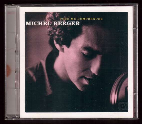 2002 France 2 CD Michel Berger Pour me comprendre WEA Music 0927471692