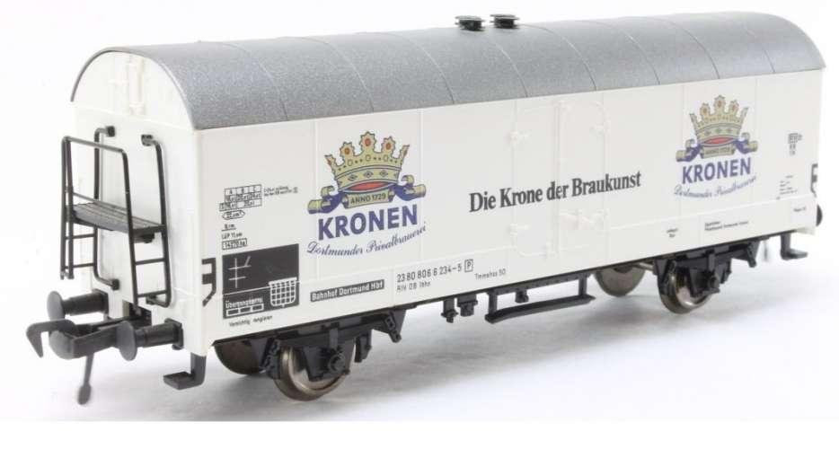 fleischmann -ho- fourgon couvert kronen - DB   état neuf  n° 5327