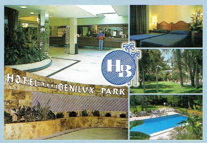 BENIDORM : Hôtel Benilux Park