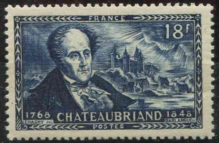 FRANCE 1948 NEUF** MNH N° 816