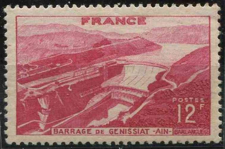 FRANCE 1948 NEUF** MNH N° 817