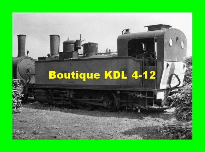 BVA 617-03 - Loco 040 T n° 21 au dépôt - CAUDRY - Nord - Cambrésis