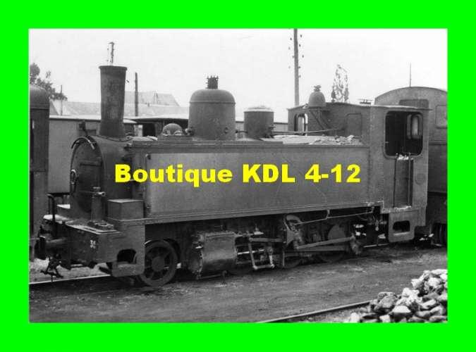 BVA 617-04 - Loco Piguet 130 T n° 35 ex Côte d´Or au dépôt - Nord - Cambrésis