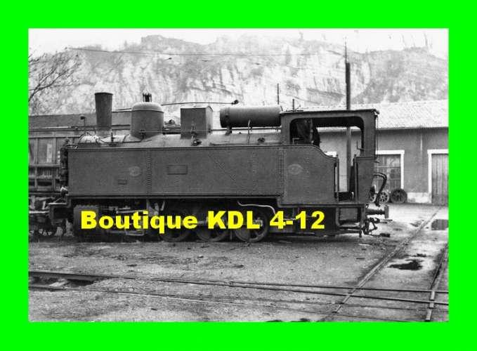 BVA 803-07 - Loco Pinguely 040 T n° 17 au dépôt - VIZILLE - Isère - VFD