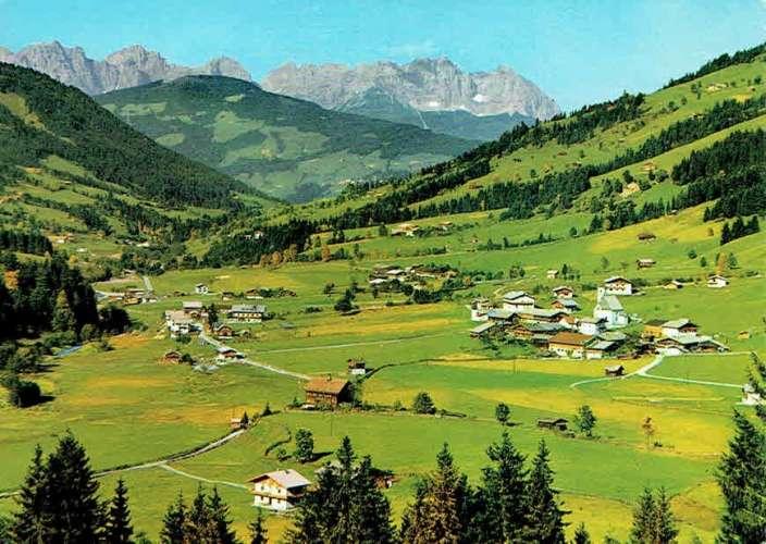ASCHAU bei Kirchberg
