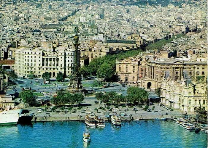 BARCELONA : Atarazanas - Affr Philatélique