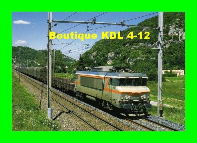 RU 0431 - Train - loco BB 7394 vers VIVIERS - Ardèche - SNCF