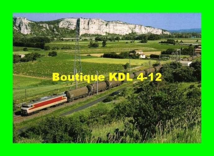 RU 0432 - Train - loco CC 6534 vers VIVIERS - Ardèche - SNCF