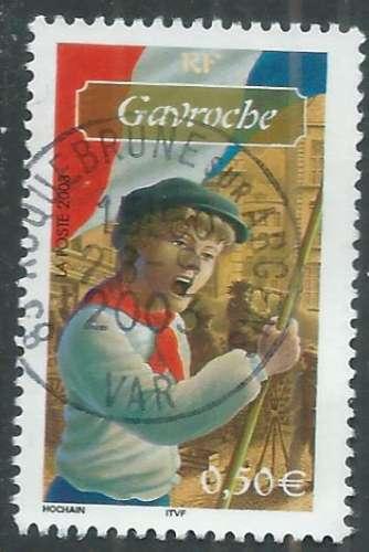 France - Y&T 3593 (o) - Gavroche -