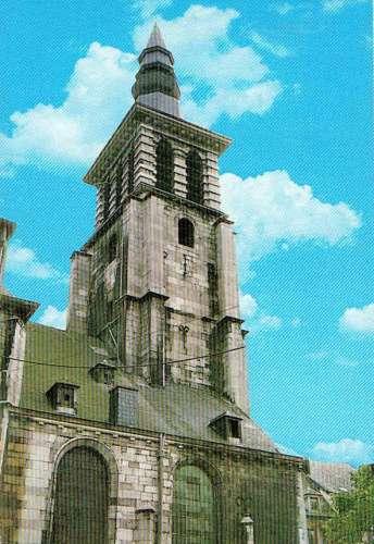 NAMUR : Eglise St Jean-Baptiste