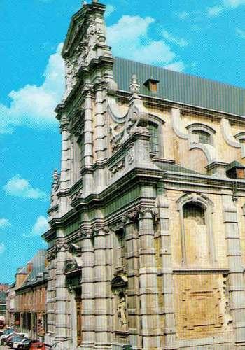 NAMUR : Eglise St Loup anciennement St Ignace