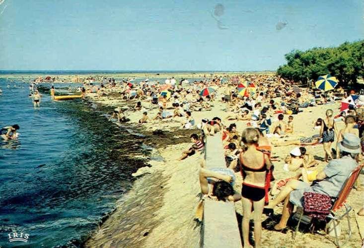 LA HUME : La plage