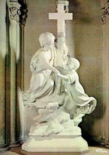 DREUX : Chapelle Royale - Tombeau des Princes Charles et Jacques d'Orléans