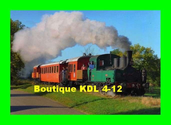 Transvap 43 - Train, loco Corpet-Louvet 030 T n° 9 - TUFFE - Sarthe