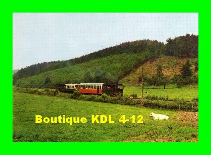TTA 169 - Train - loco vapeur vers Blier - EREZEE - Belgique - Tramway Touristique de l'Aisne