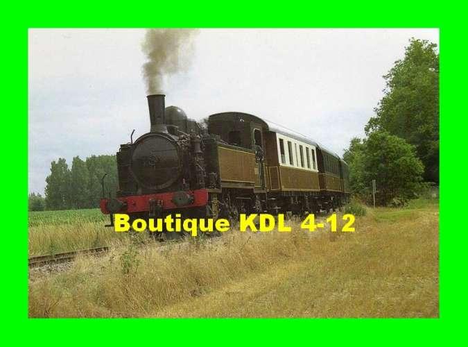 TVT 16 - Train, loco Fives-Lille 030 T n° 5 vers CHAMPIGNY SUR VEUDE - Indre et Loire - TVT