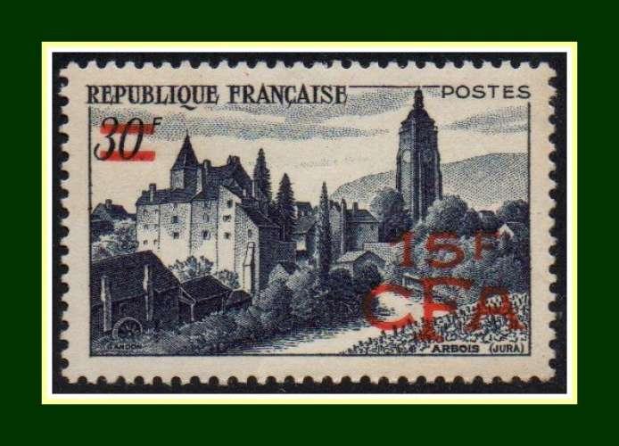 Réunion CFA N° 306 ** (cote 13 €) Arbois