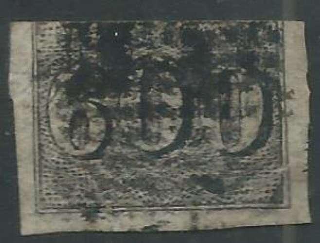 Brésil - Y&T 0018A (o)