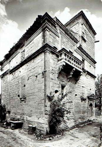 ST-REMY-DE-PROVENCE : La Tour du Cardinal - Photo véritable