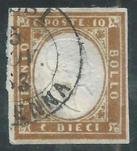 Sardaigne - Y&T 0011(o)