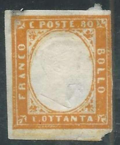 Sardaigne - Y&T 0014 (o)