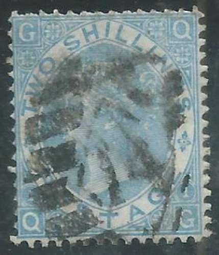 Grande Bretagne - Y&T 0038 (o)