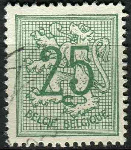 BELGIQUE 1951 OBLITERE N° 852