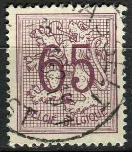 BELGIQUE 1951 OBLITERE N° 856