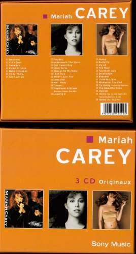 2002 France 3 CD Mariah Carey Sony Music SMM Columbia 504554 2 CB 673