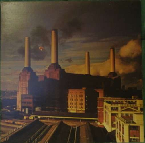 Vinyle 1977  France  Pink Floyd   Animals Pink Floyd Music Publishers Ltd  2C 068 98464