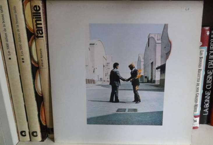 Vinyle 1975  France  Pink Floyd  Wish you were here Pink Floyd Music Publishers Ltd  2C 068 96918