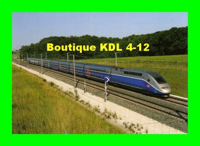 RU 1275 - TGV Duplex rame n° 4710 vers THERVAY - Jura - SNCF