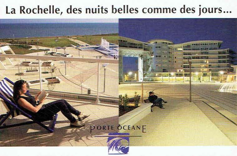 LA ROCHELLE : Hébergement Porte Océane