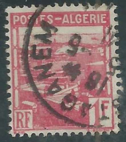 Algérie - Département Français - Y&T 0165 (o)