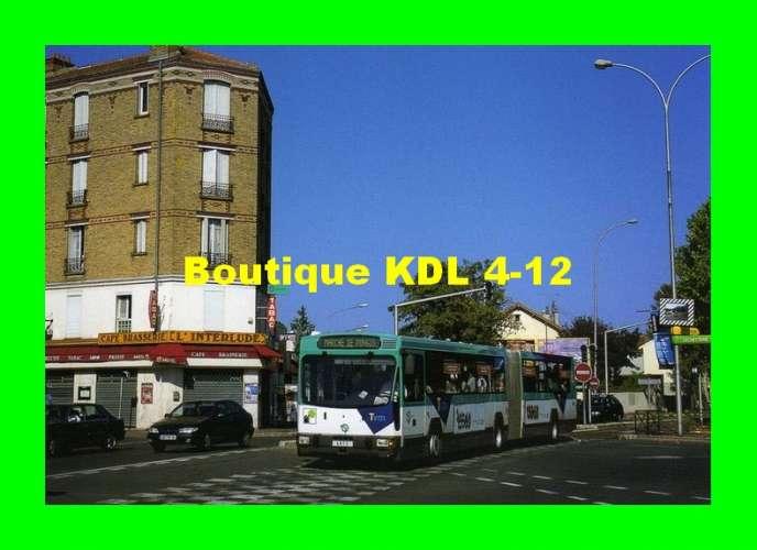 ACACF Car 04 - Autocar RENAULT PR 180-2 vers l´arrêt Créteil Université Métro - CRETEIL - RATP