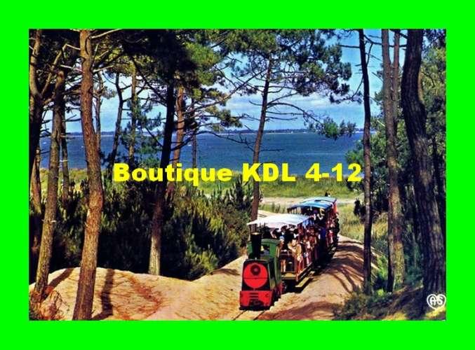 ARTAUD FRERES 082 - Train - Locotracteur - SAINT-TROJAN - Charente Maritime - Timbre Marianne 0.25 F