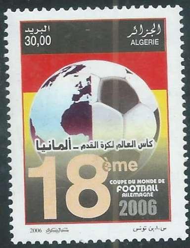 Algérie - Y&T 1439 (**) - Football -