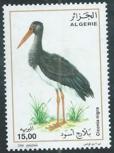 Algérie - Y&T 1434 (**) - Cigogne noire -