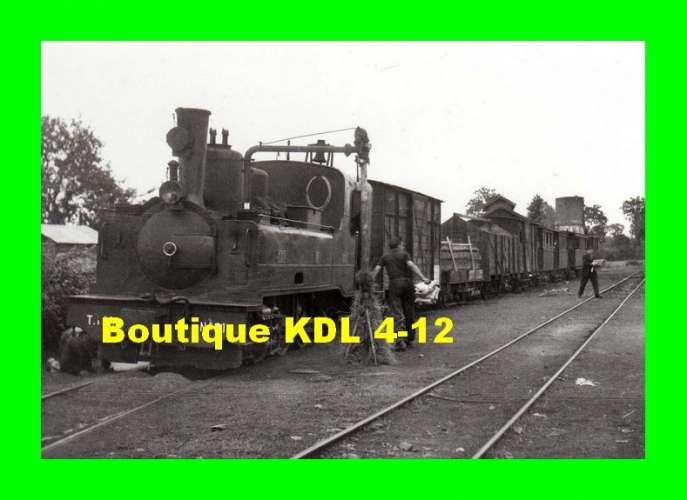 BVA 801-06 - Train MV - Loco - Corpet-Louvet 031 T n° 81 - MINIAC-MORVAN - Ille et Vilaine - TIV