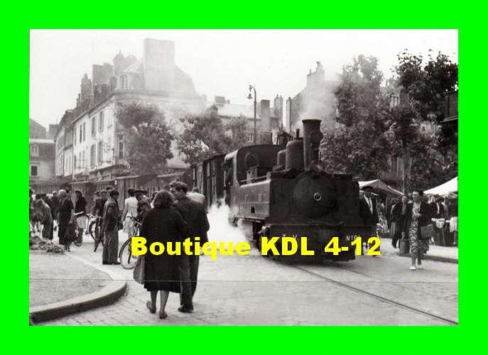 BVA 801-07 - Train MV - Loco - Corpet-Louvet 031 T n° 81 à SAINT-SERVAN - Ille et Vilaine - TIV