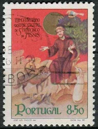 PORTUGAL 1982 OBLITERE N° 1530