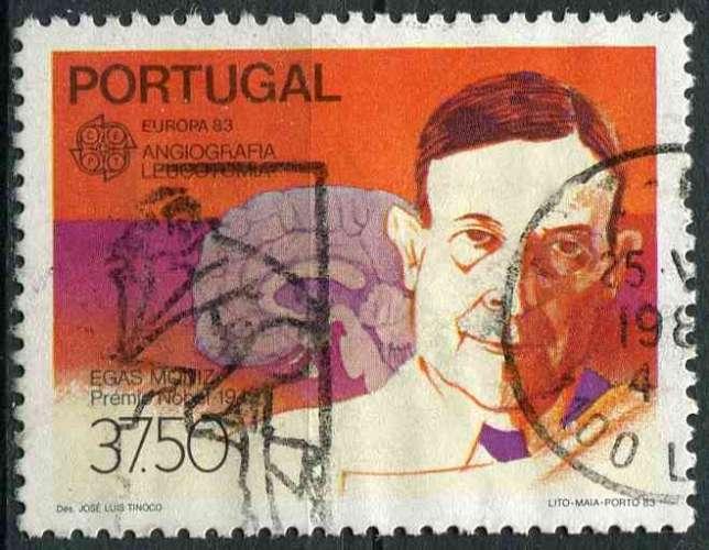 PORTUGAL 1983 OBLITERE N° 1580