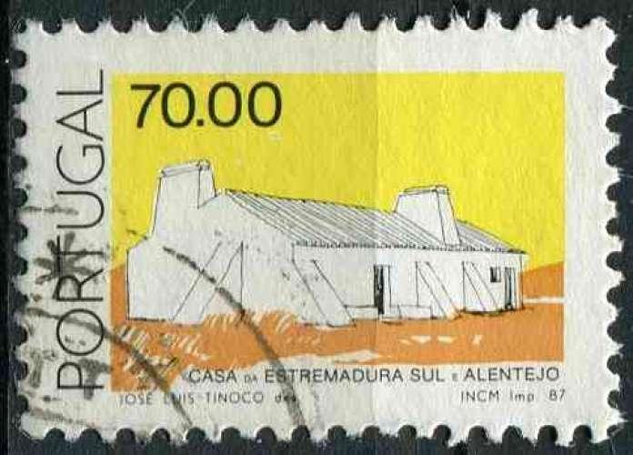 PORTUGAL 1987 OBLITERE N° 1693