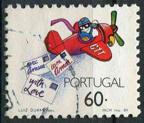 PORTUGAL 1989 OBLITERE N° 1754