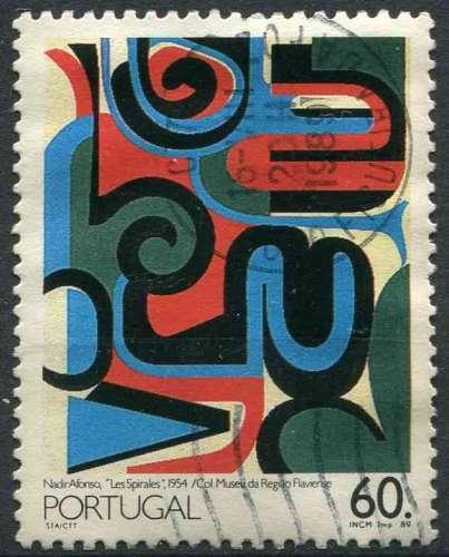 PORTUGAL 1989 OBLITERE N° 1776